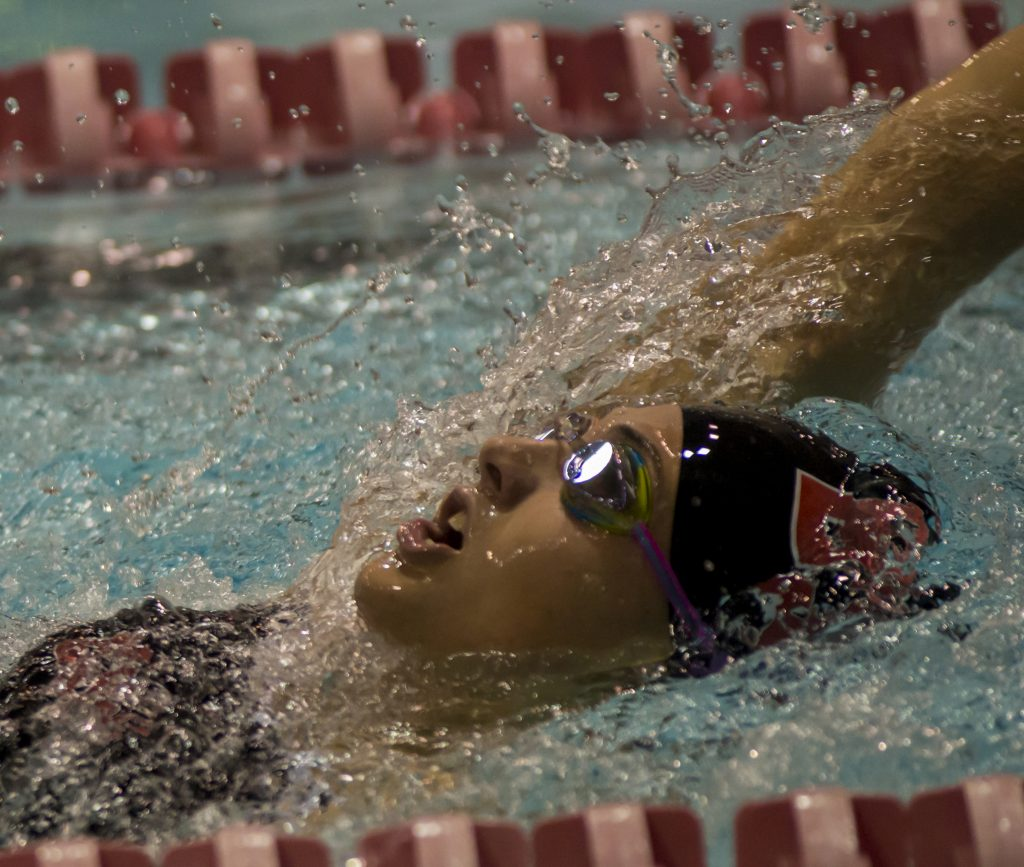 swim and dive, women, sports, college, ball state,